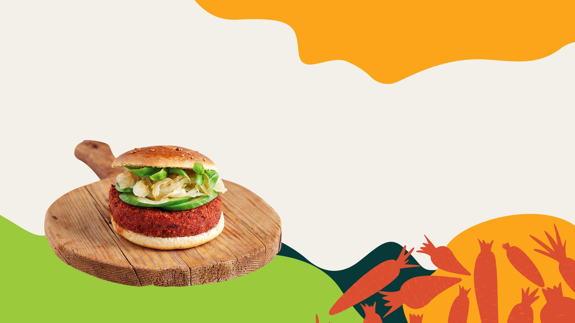 Slider-hamburger
